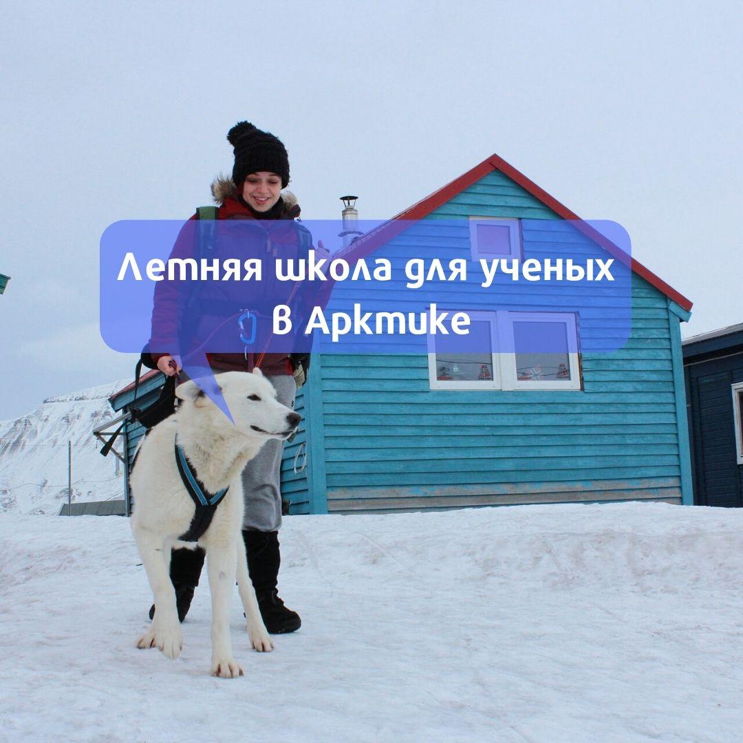 Летняя школа в Арктике